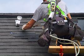 Master Roofing - Shingle Maintenance